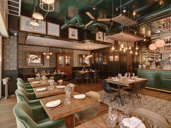 Mexican Restaurant In Victoria London