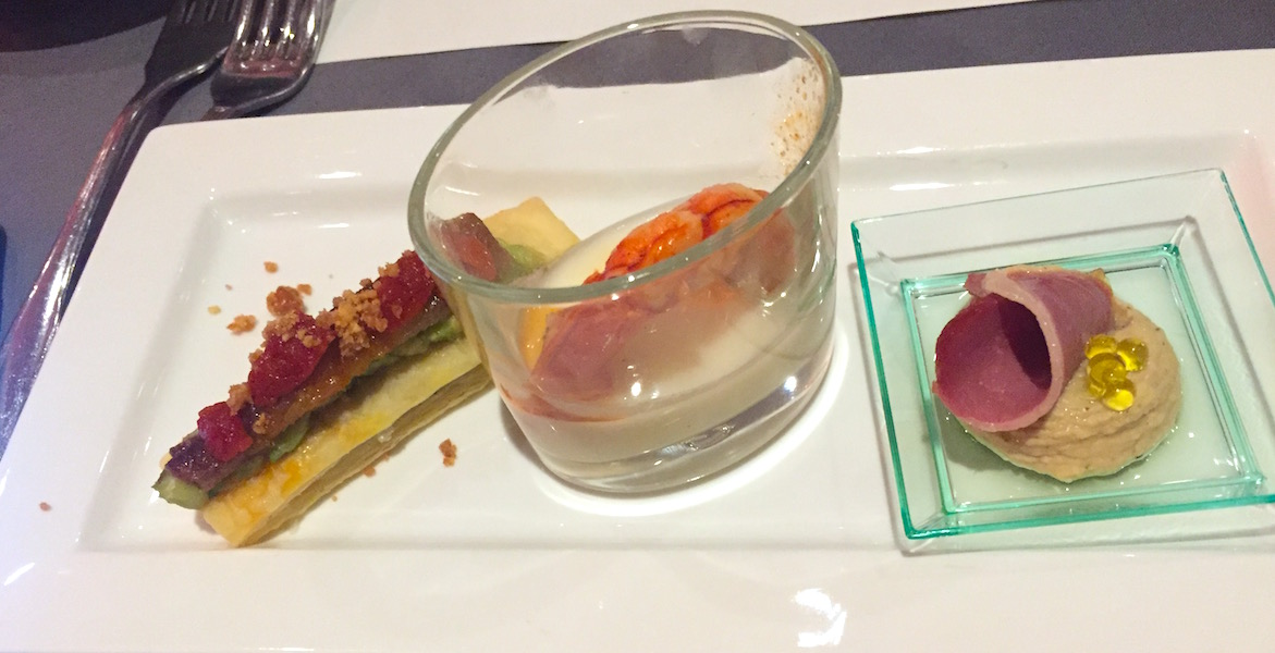 aperitivos-sole-gimenez-cena-espectaculo-casino-barcelona-gastronomistas-com