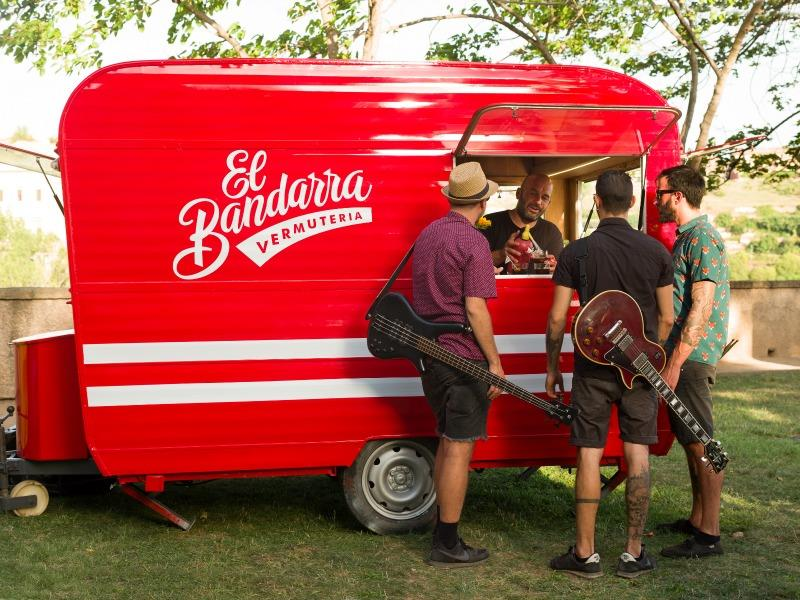 bandarra food trucks