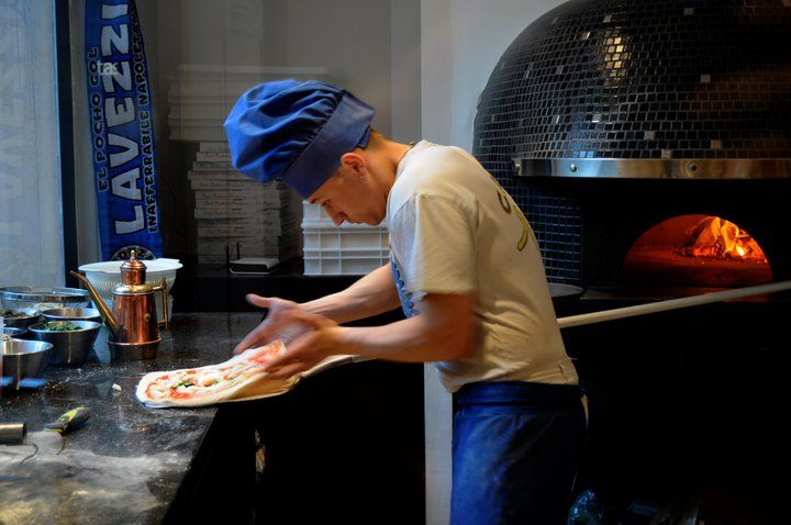 N.A.P. Neapoltian Authentic Pizza