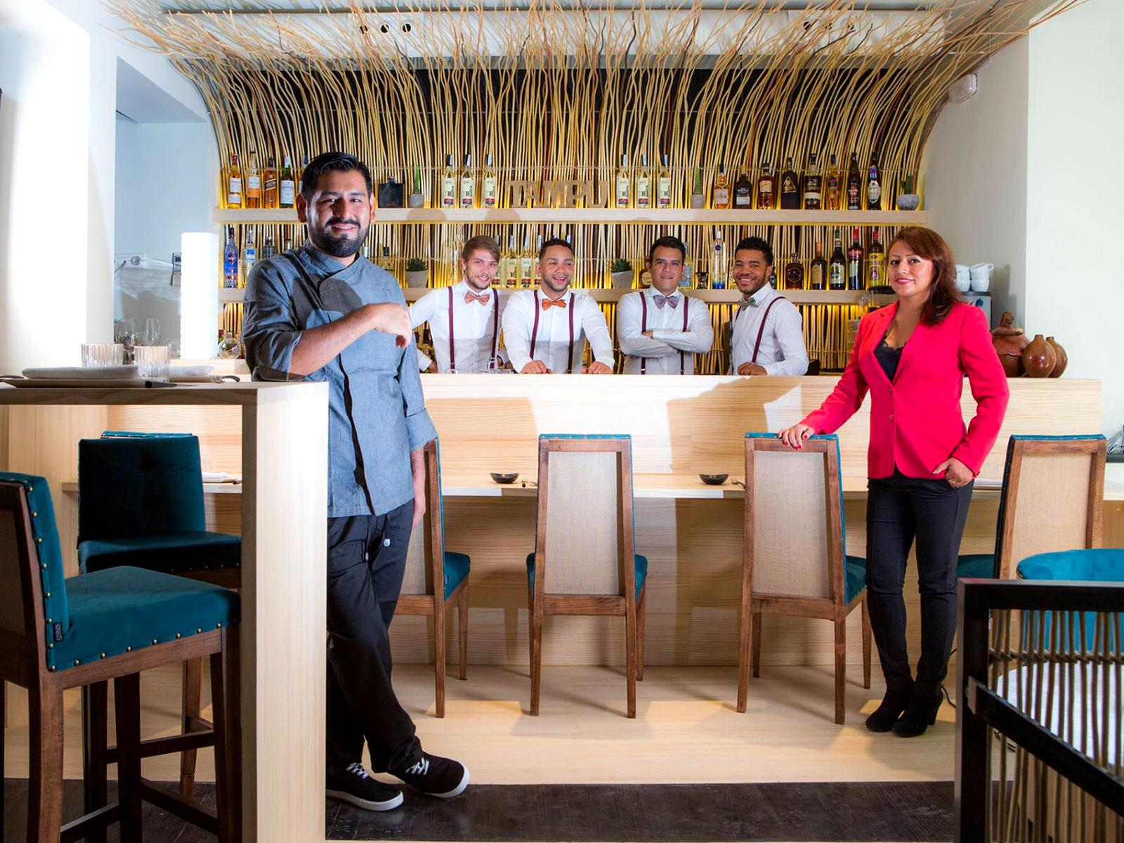 restaurante peruano tampu madrid