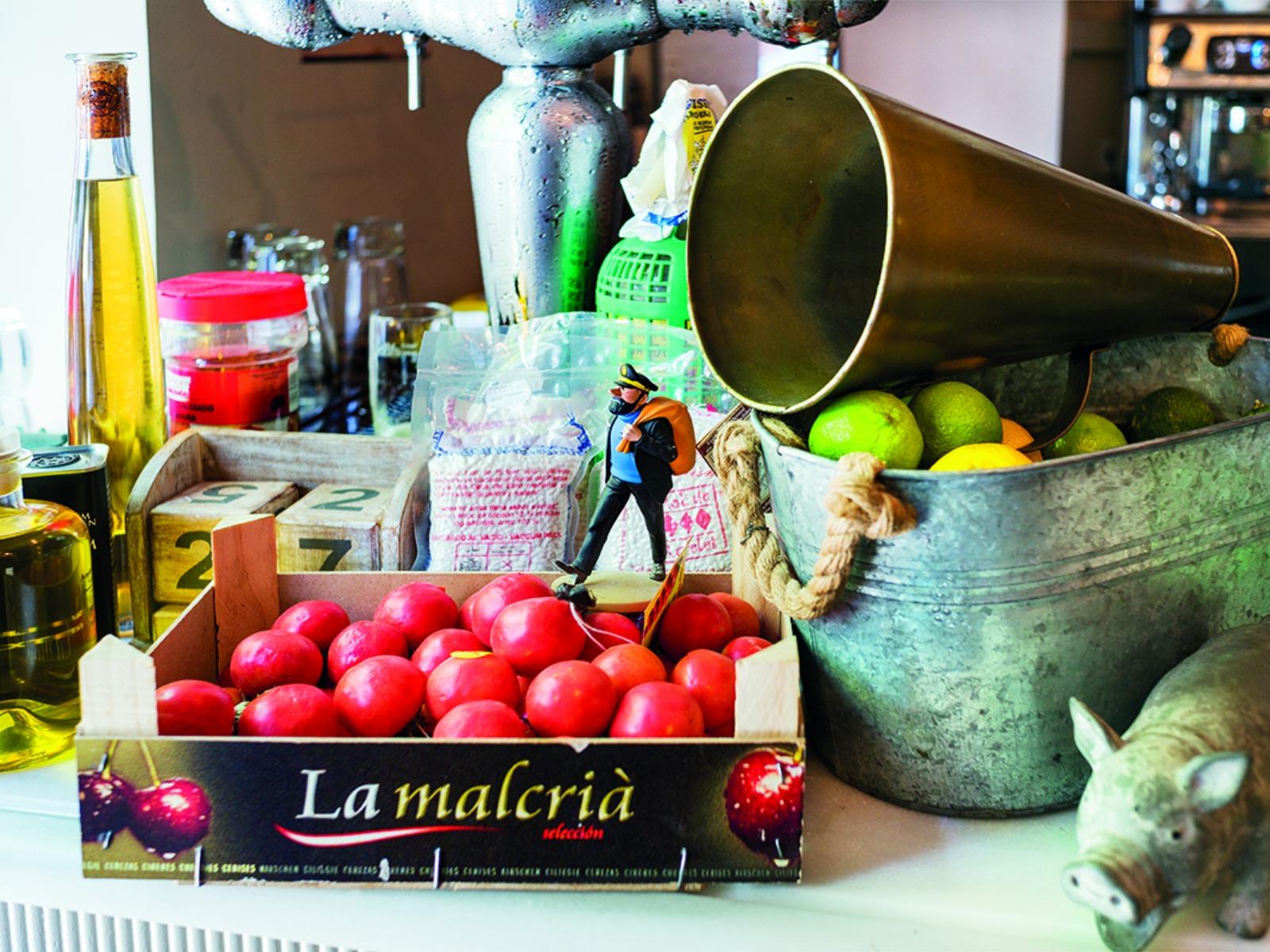restaurante haddock barcelona